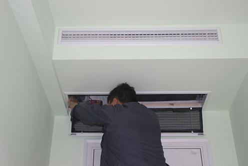 美的中央空調維修