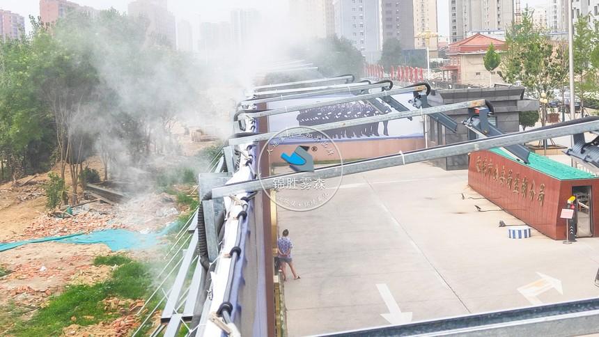 山西运城周家坡工地围挡除尘项目 (4).jpg