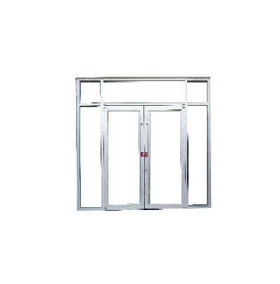 铝合金玻璃防火门