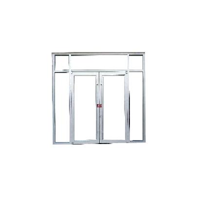 鋁合金玻璃防火門