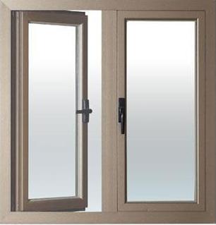 铝合金防火门窗