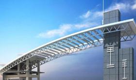 鋼結構工程橋梁