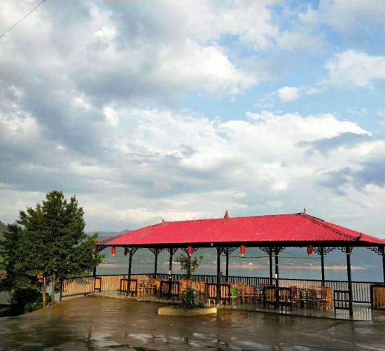 东江湖农家乐-方舟生态农庄(观景亭拍摄)