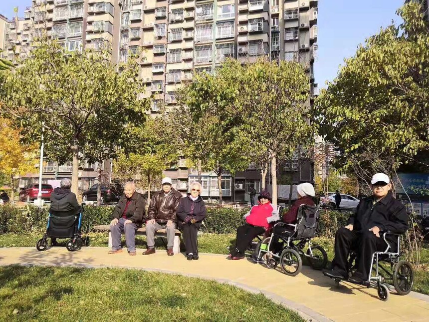 北京市丰台区养老院