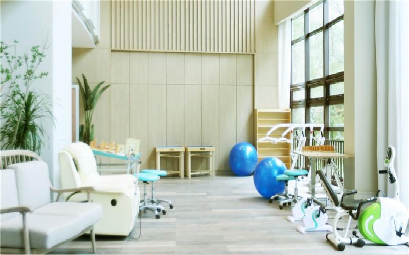 养老院康复训练室