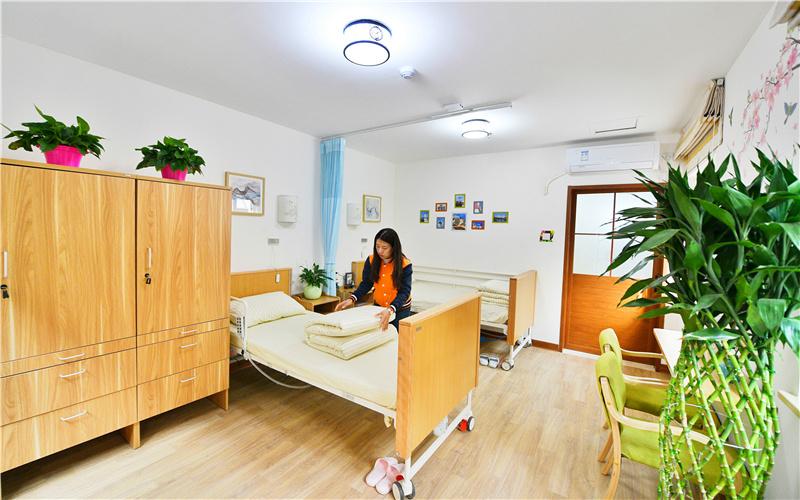 西城区卧床老人养老院