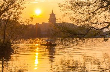 杭州西湖旅程