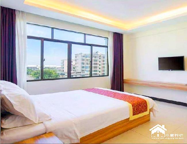 海南省三亚旅居4000元旅居养老公寓