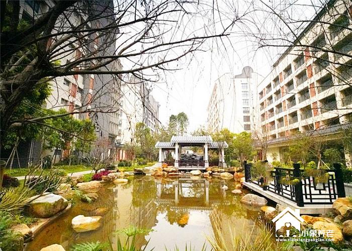 广州市天河区老人院