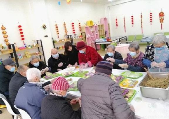 七彩饺子宴