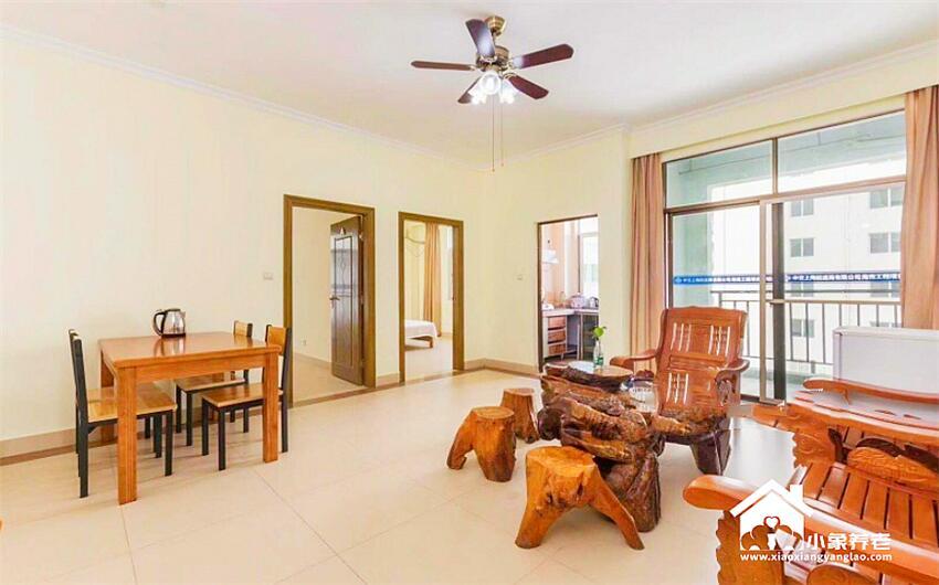 三亚市旅居养老度假公寓800-1500元