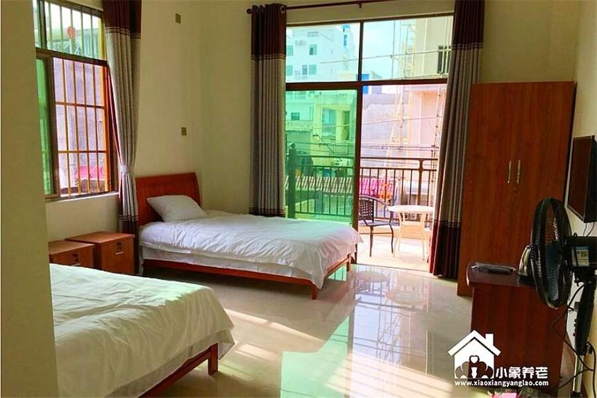 海南省三亚市天涯区包吃住2000元旅居养老公寓