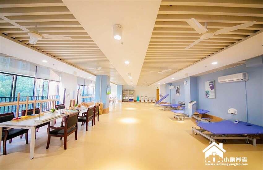 广东省深圳市南山区龙苑路医保定点的养老院