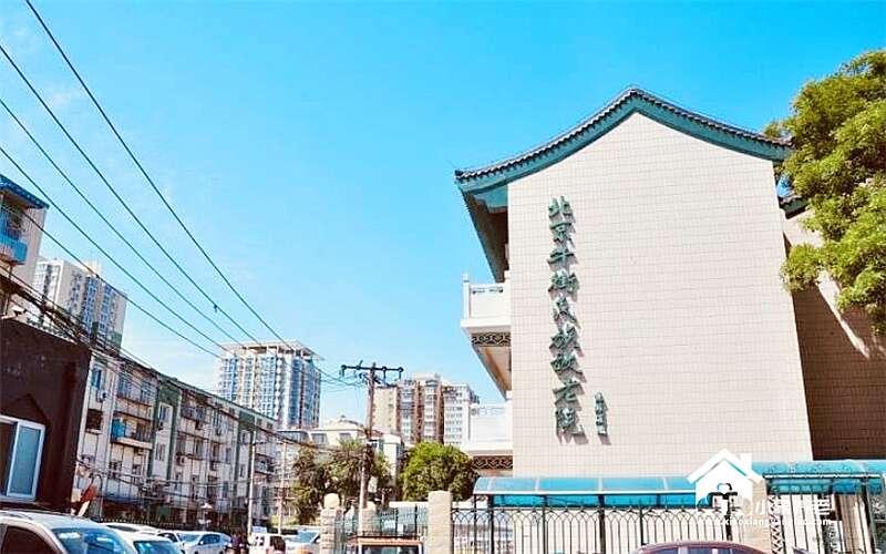 北京市西城区牛街民族敬老院