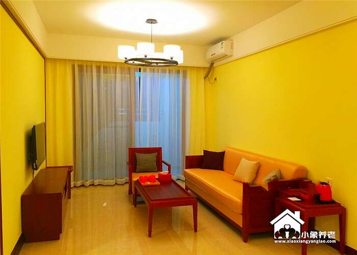 三亚海棠湾旅居养老公寓