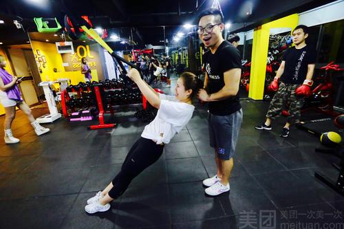 武汉健身教练