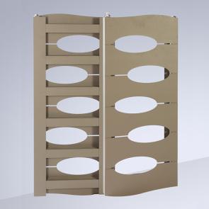 铜铝家用卫浴暖气片