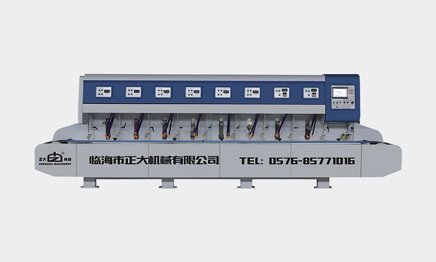 ZDX-8 线条全自动成型抛光机