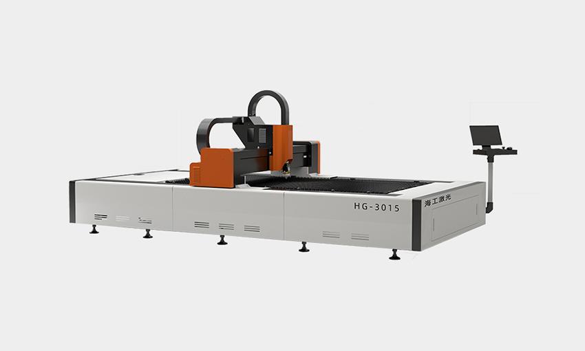 HG-3015 中功率光纤激光切割机