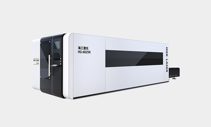 HG-6025H 高功率光纤激光切割机