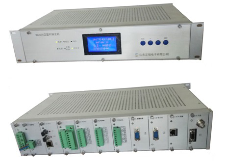 BG2000北斗卫星时钟主机