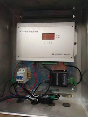 挂装式电缆测温监测器