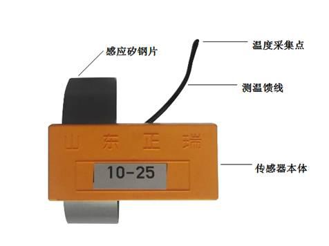 开关柜无线测温传感器