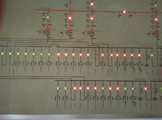 祥光铜业合作无线测温系统