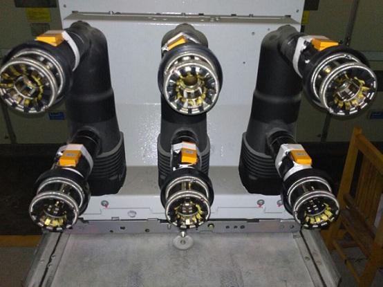 美錦鋼鐵開關柜觸頭溫度在線監測系統項目