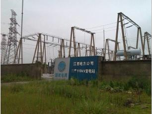 江西供电公司合作无线测温系统项目