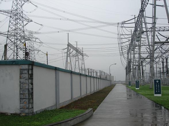 国家电网-曲阜合作变电站集中监控系统