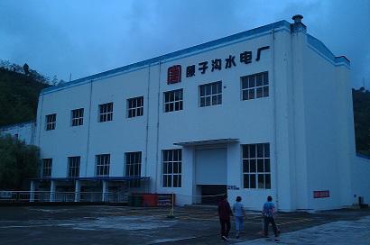 藤子沟水电厂合作开关柜无线测温系统
