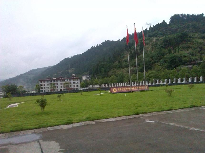 湖南湘投沅陵高灘發電合作開關柜無線測溫系統項目