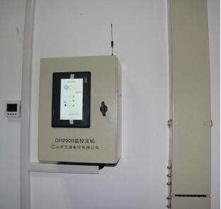 电缆测温在机房监控系统中的应用