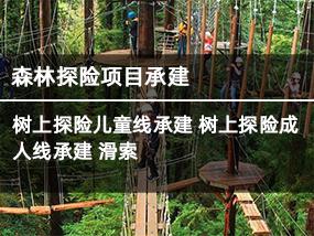 森林探险项目承建
