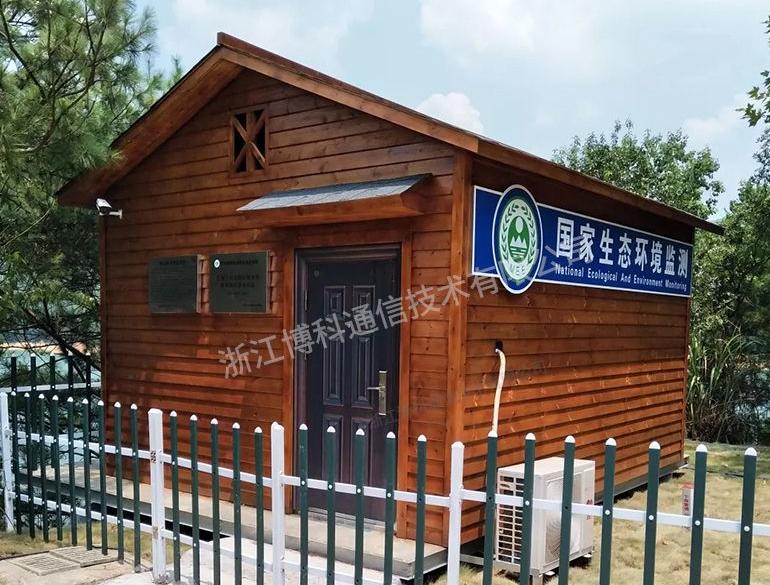 衢州铜山源水质监测站