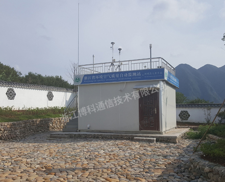 环境空气监测站房