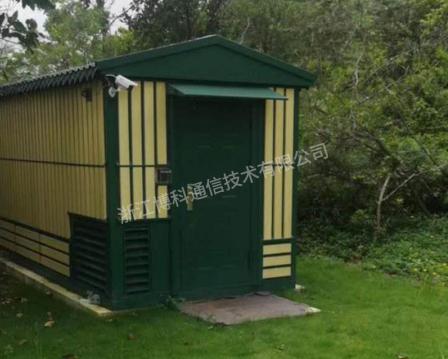 环境水质监测站房