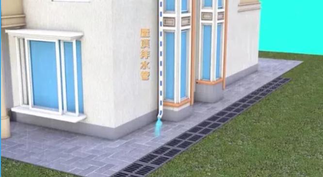 雨水吸收系统