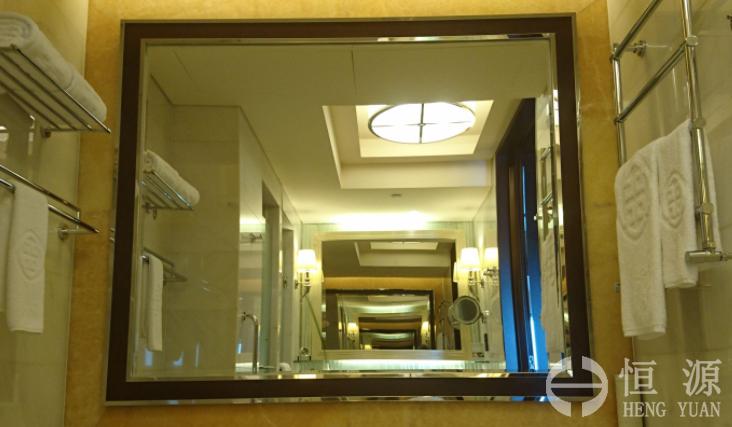 恒源玻璃酒店镜子批发