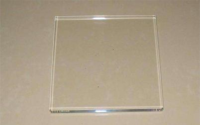 恒源压花玻璃3D打印台面玻璃