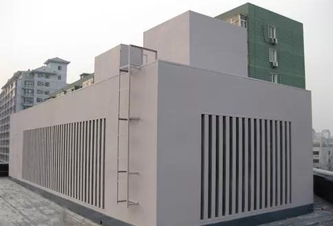 空调系统常规噪音源