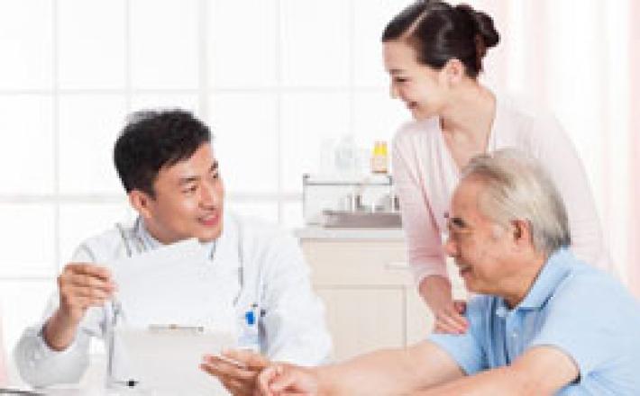 家庭健康照护