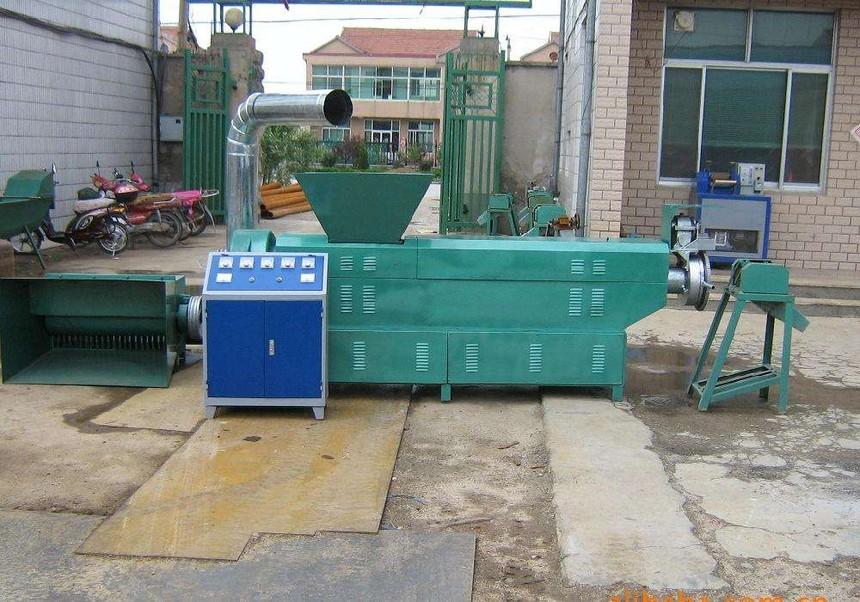 回收造粒生产线维修