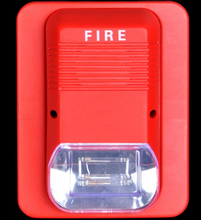 消防声光报警器