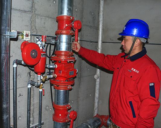 消防施工安装质量问题处理