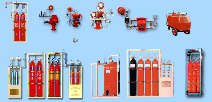 消防器材设备