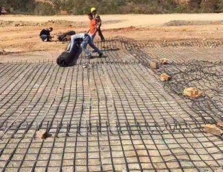 宁夏钢塑土工格栅施工