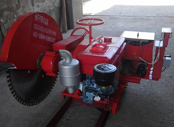 矿山切割机