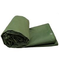 墨绿色篷布
